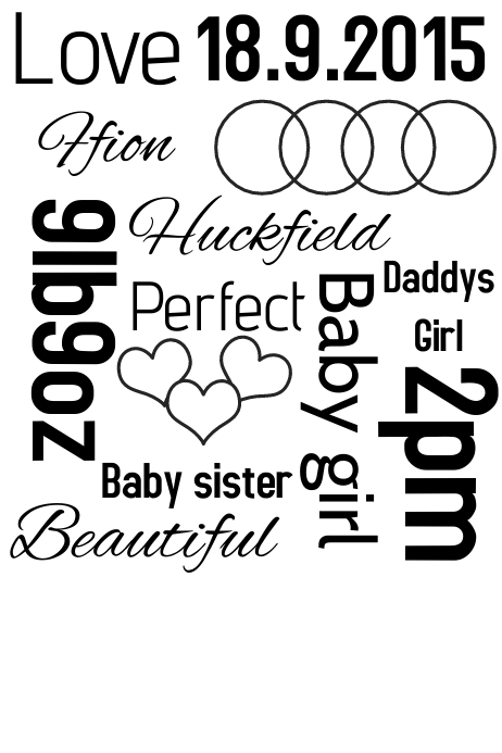 Build your optimal birth announcements templates, for your most flawless. Baby Weight Date Birth Templat Postermywall
