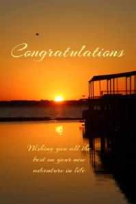 Customizable Design Templates For Congratulations PosterMyWall