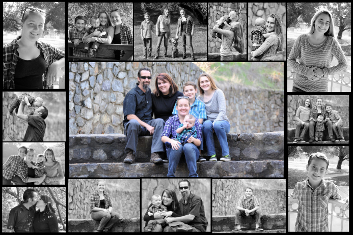 Free Photo Collage Maker | PosterMyWall