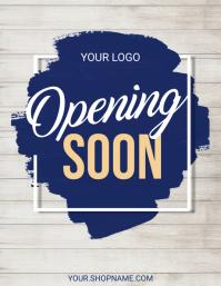 800 grand opening customizable design