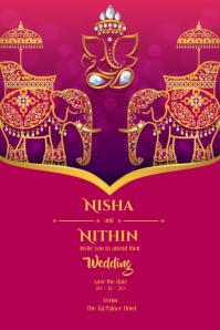 2 700 indian marriage customizable