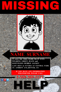 Wanted Poster Templates PosterMyWall