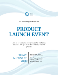 Here are 10 product launch email examples (+templates) that. 12 270 Product Launch Invitation Customizable Design Templates Postermywall