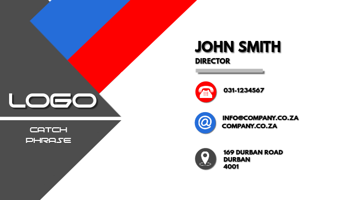 Copy Of Professional Business Card RampB PosterMyWall