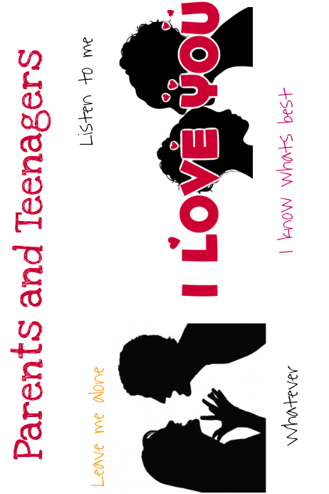 relationship template postermywall