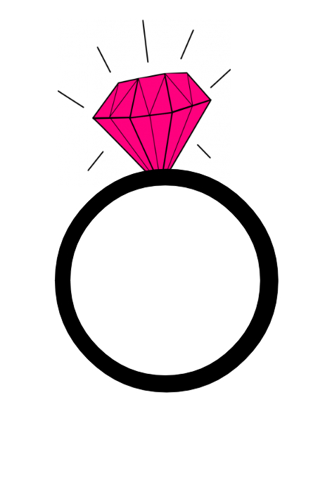 Ring Party Prop Frame Template PosterMyWall