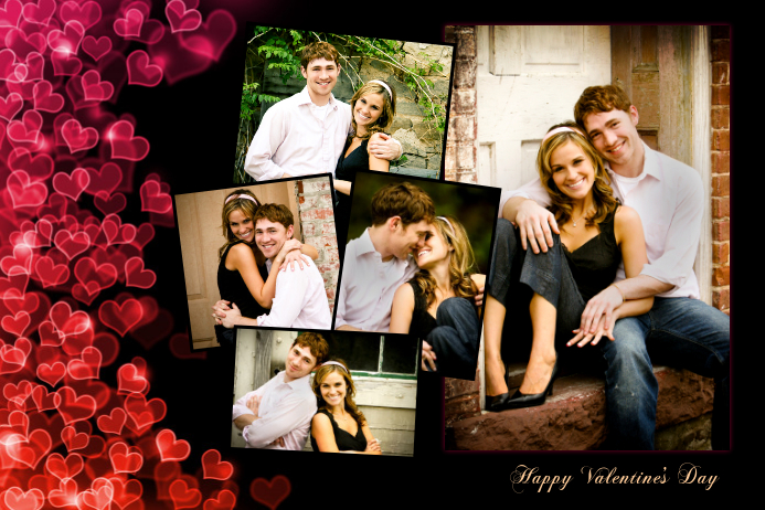 Romantic Collage Template PosterMyWall