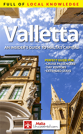 Valletta travel guide book: An Insider's Guide to Malta's Capital