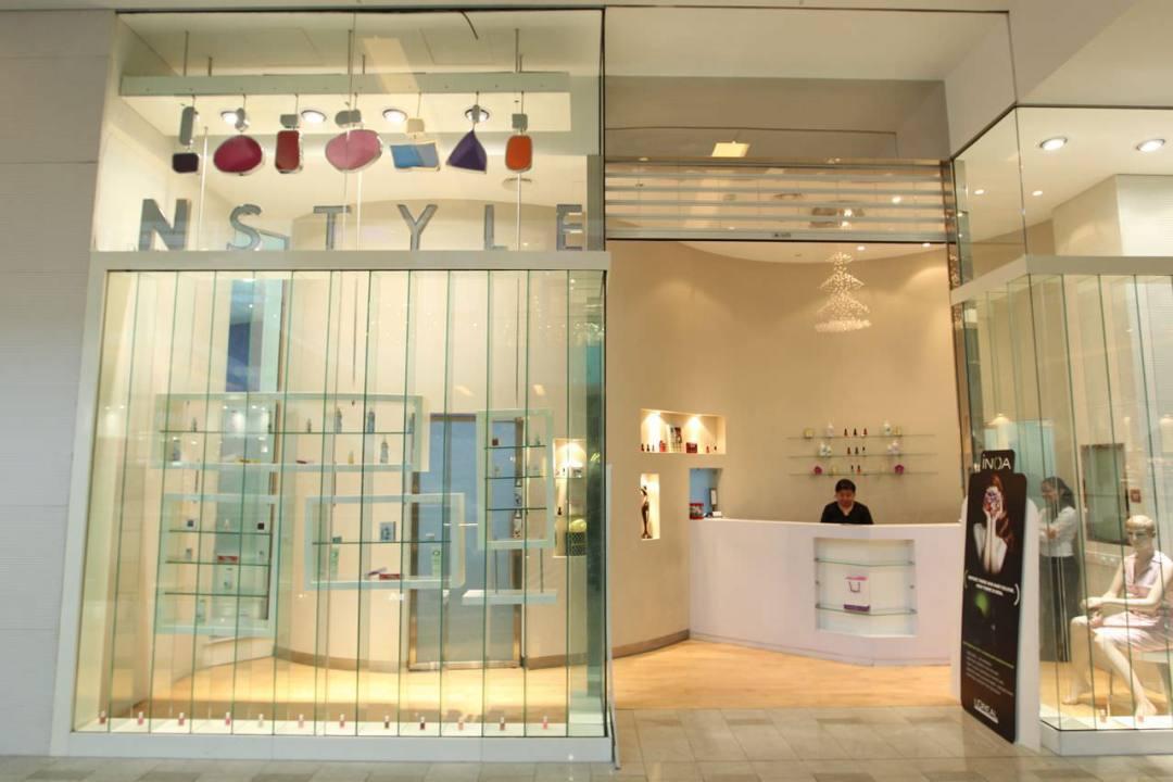 N Style Hair Salon: Nail Salons Dubai Mall