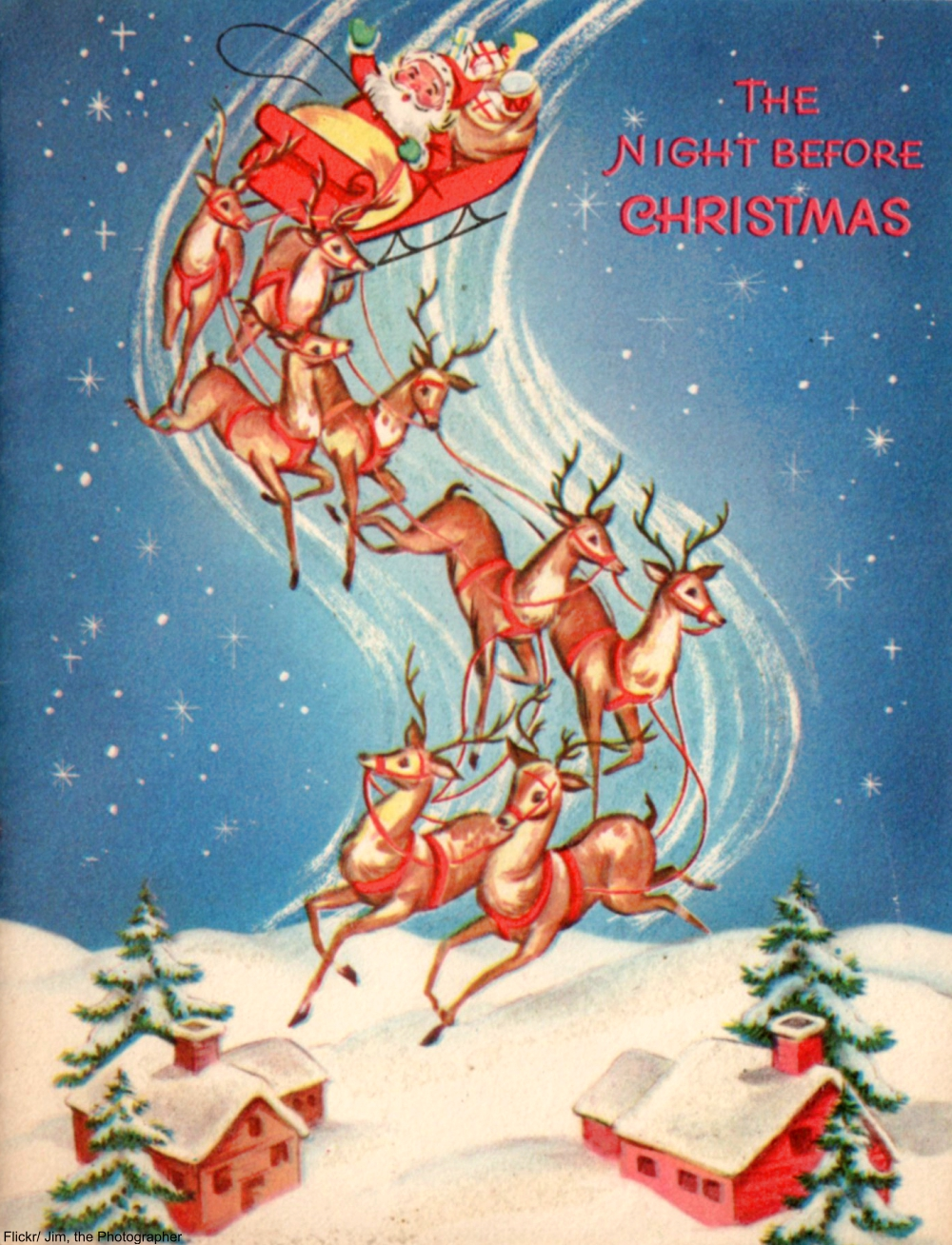 These 17 Vintage Christmas Cards Are So Sweet The Good