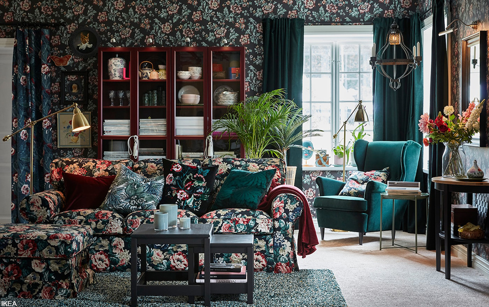 Ikea Recreates Iconic Tv Living Rooms For New Ad Campaign
