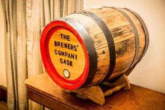 Brewers' Company Cask