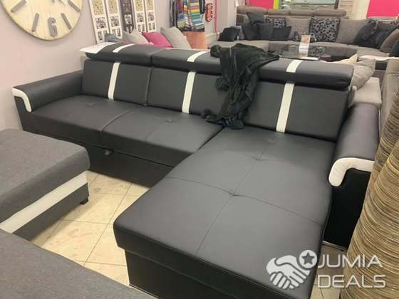 meubles salons d angle 100 cuir