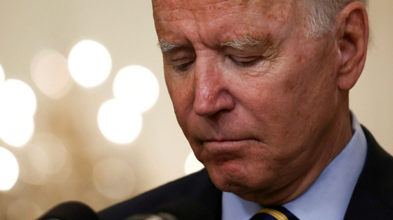 Business could collapse for Biden