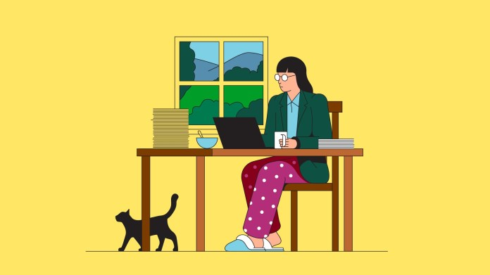 Good things happen when governments work from home   Financial Times