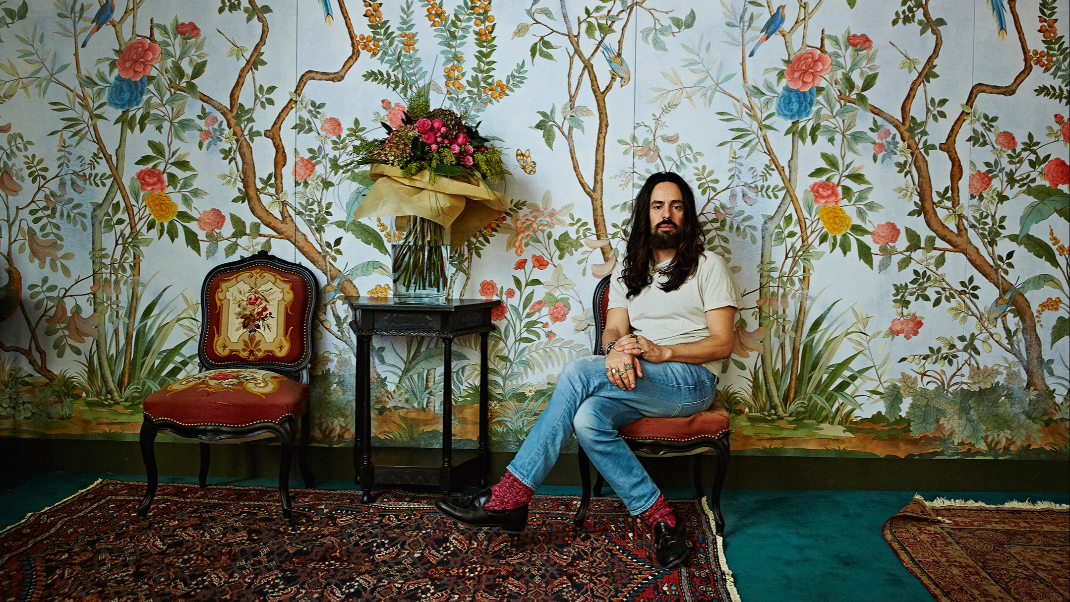 For the brand's centenary, gucci's artistic director turned to the. Gucci S Alessandro Michele Financial Times