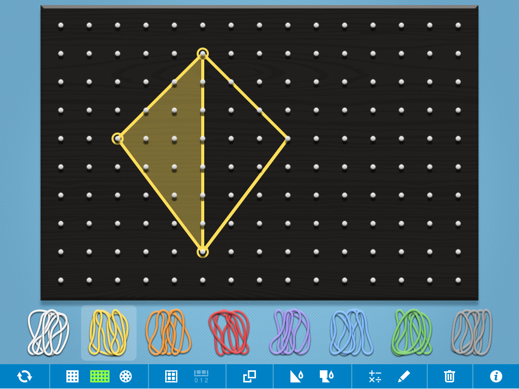 Geoboard By The Math Learning Center Educator Review