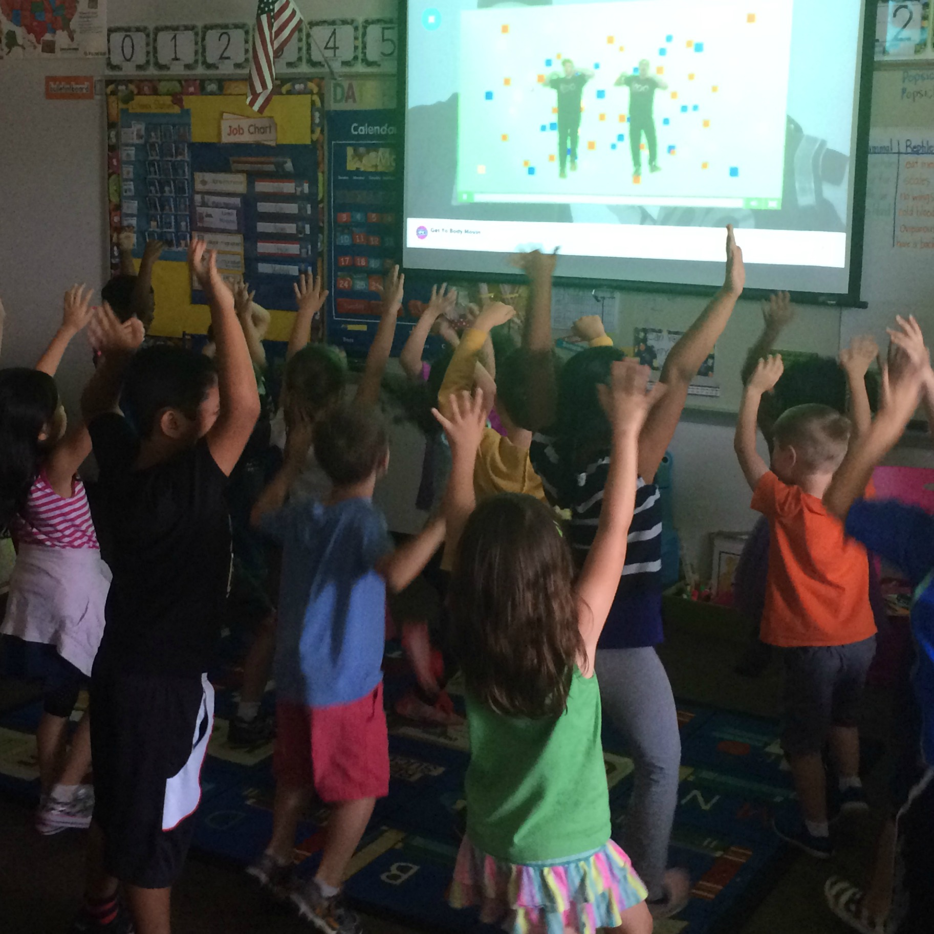 8 Ways To Get Kids Moving With Gonoodle