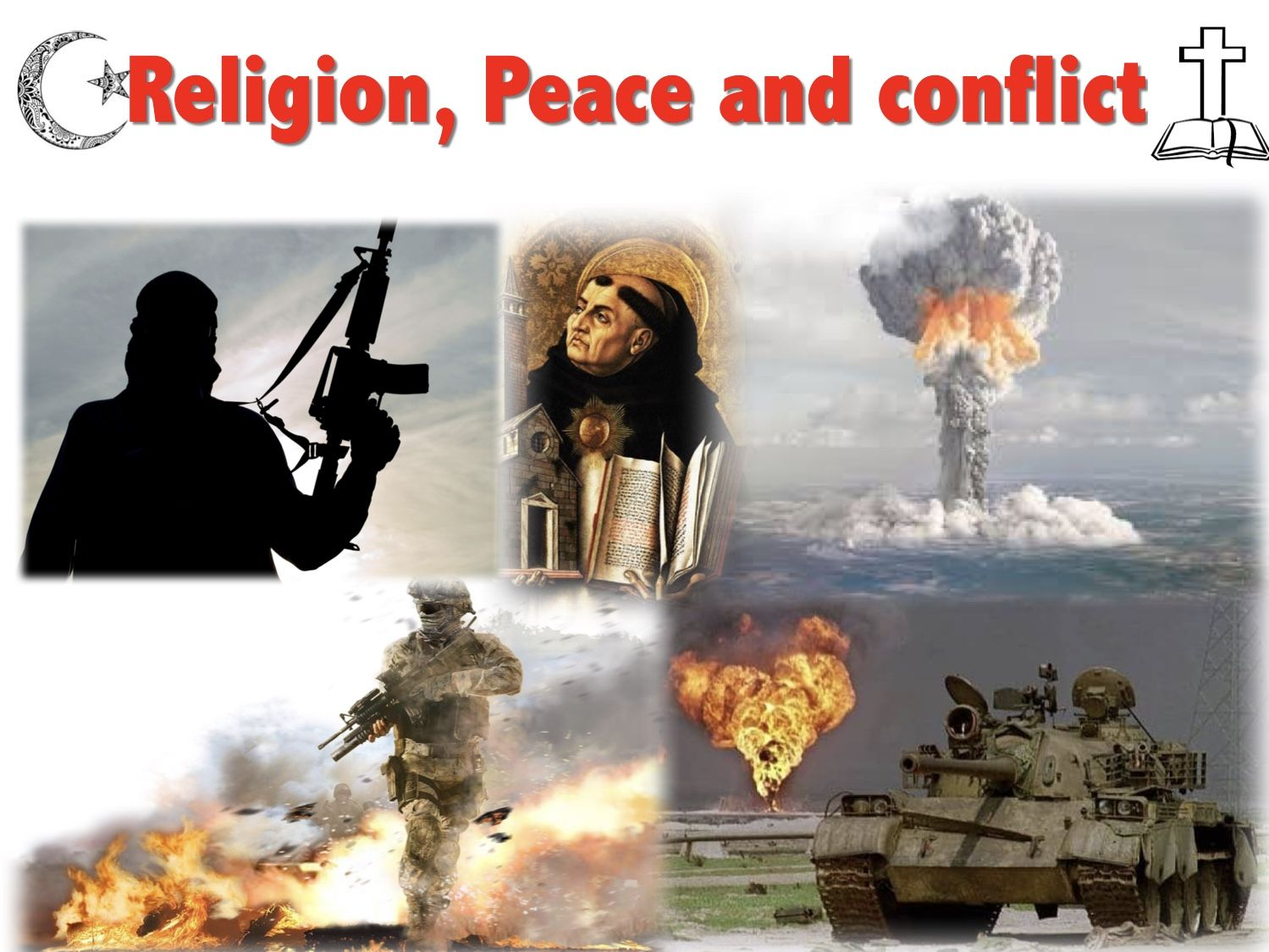 Religion Peace And Conflict Sow Gcse Aqa 9 1 By Yasmin54