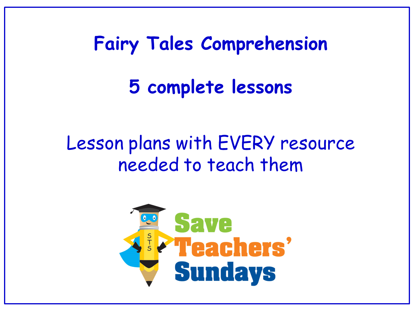 Fairy Tales Comprehension Guided Reading 4 Levels Of