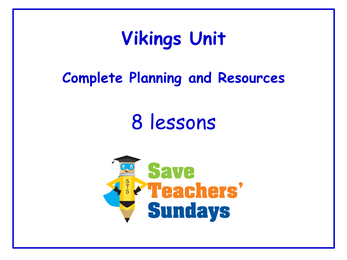 Ks2 Vikings Lesson Plans And Resources By