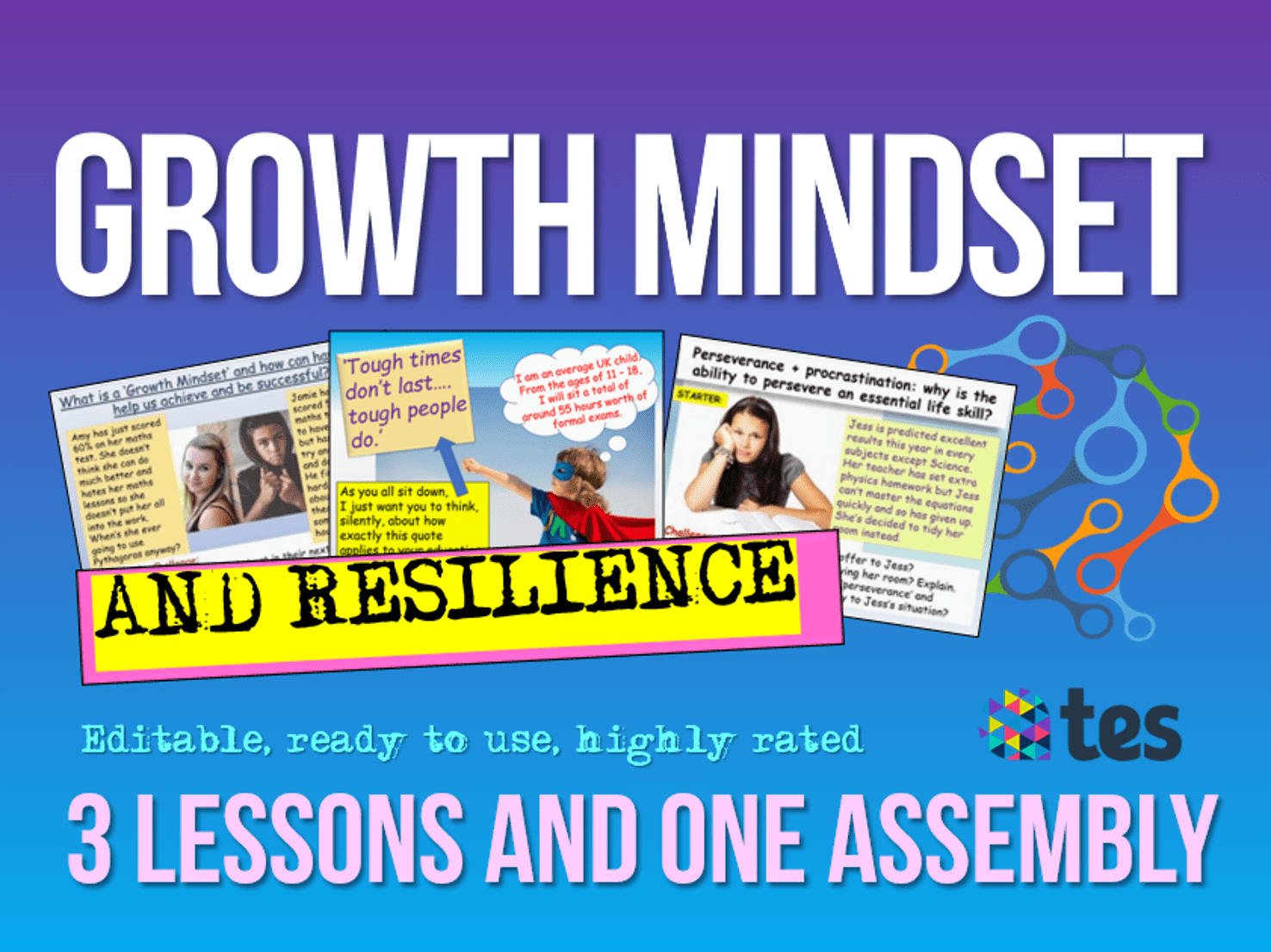 Growth Mindset Resilience