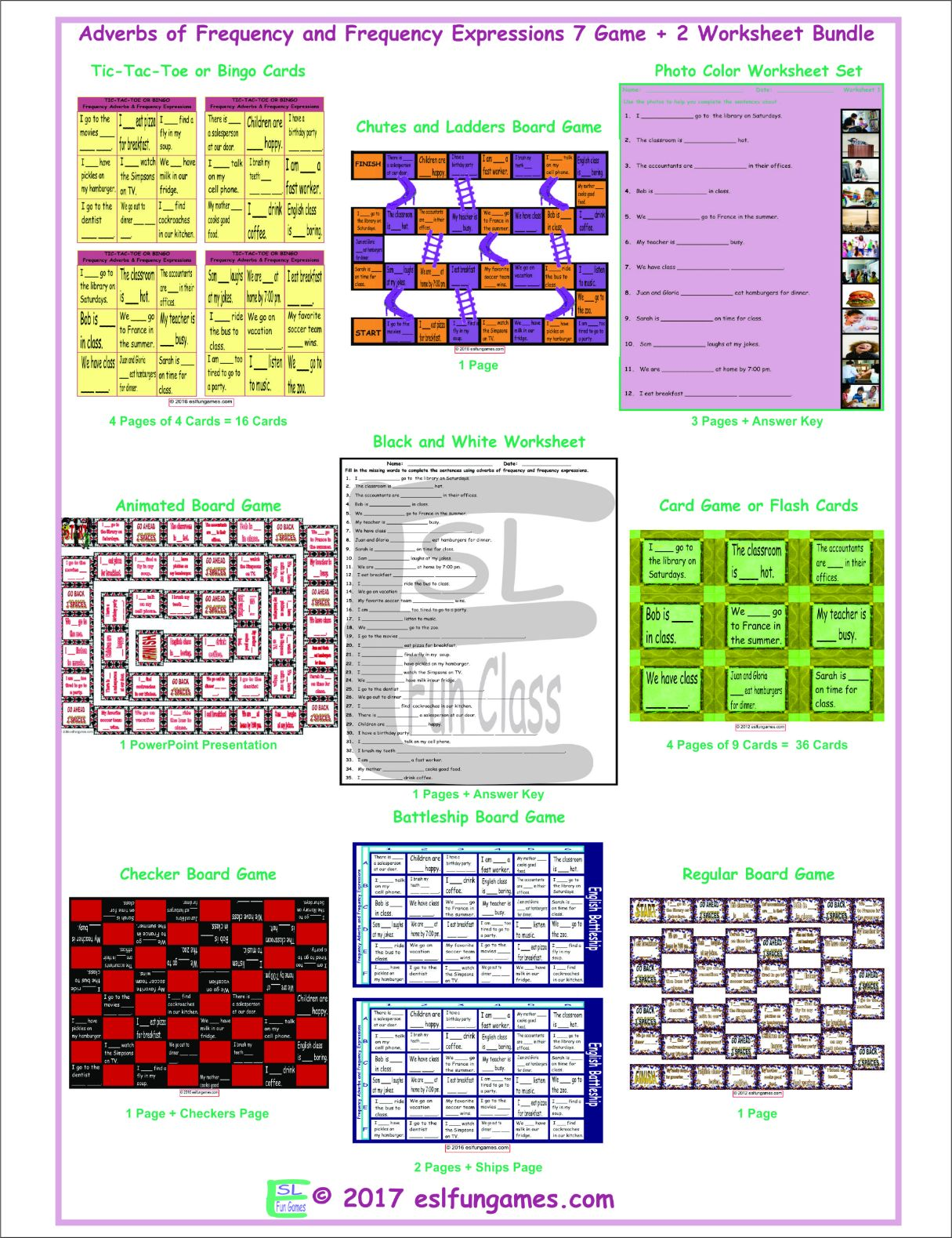 Adverbs Of Frequency And Frequency Expressions 7 Game Plus