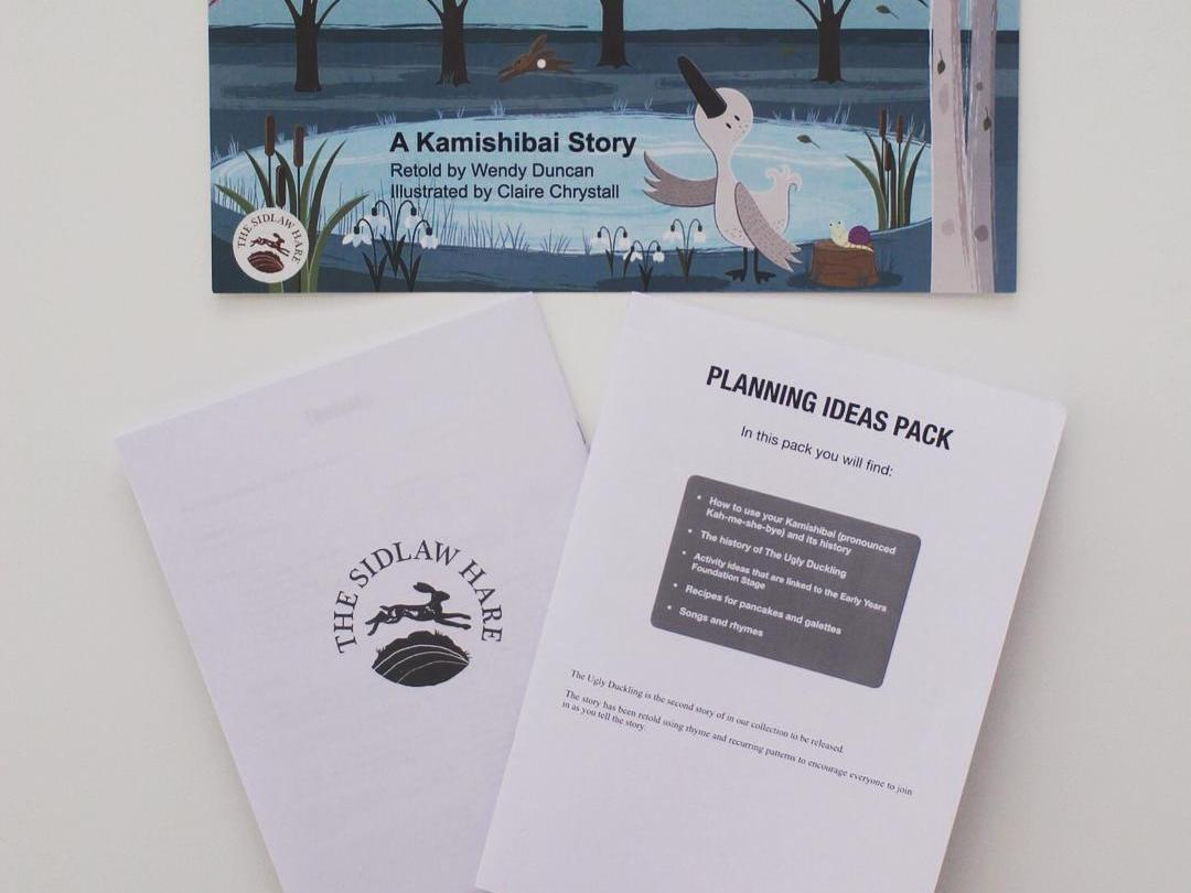 Eyfs Planning Ideas Pack For The Ugly Duckling By