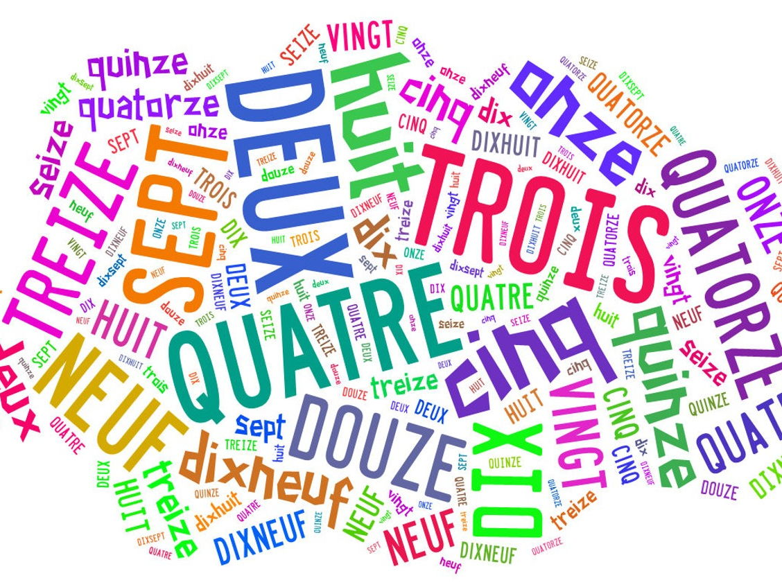 Bundle Of Resources For Teaching Ks2 Ks3 French Colours Numbers 1 20 Personality And Leisure