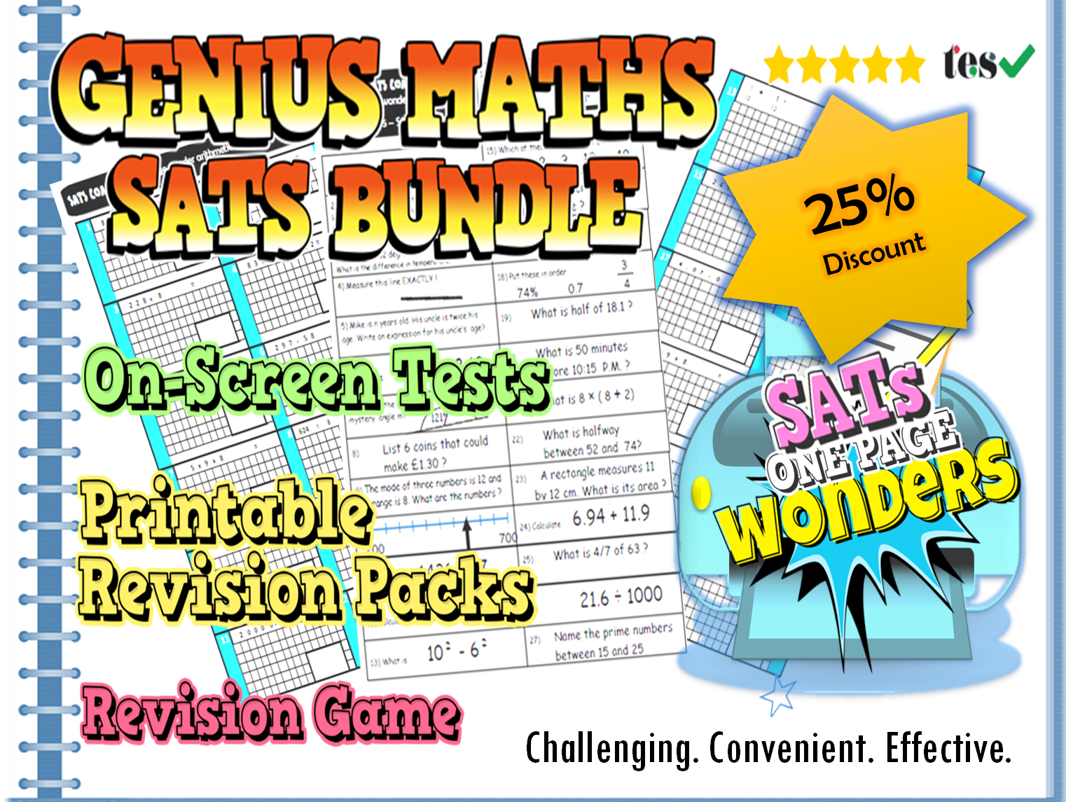 Sats Revision Bundle Ks2 Maths