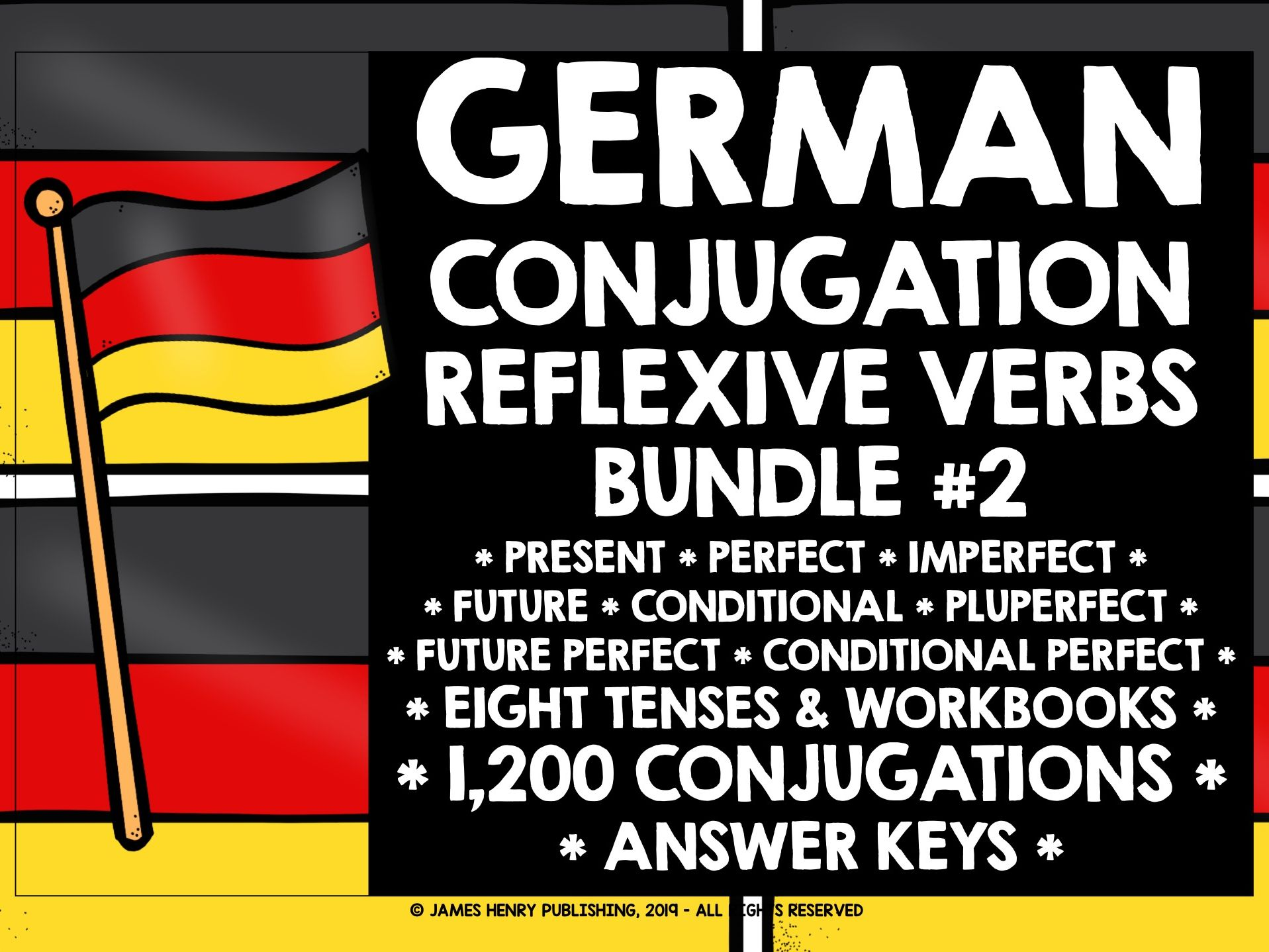 Middle School German Resources Verbs And Tenses