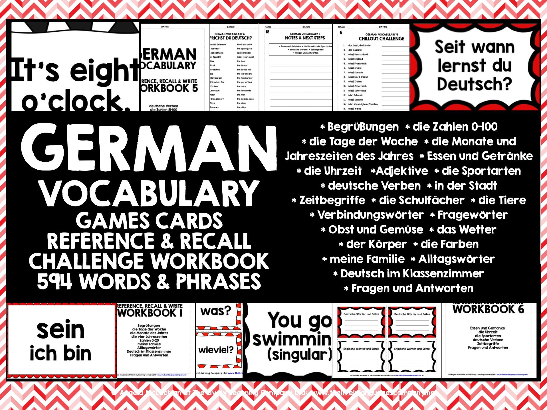 Elementary School German Resources Parts Of The Body