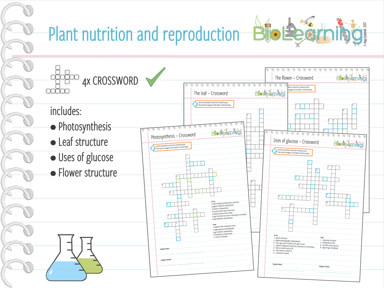 Plant Nutrition And Reproduction