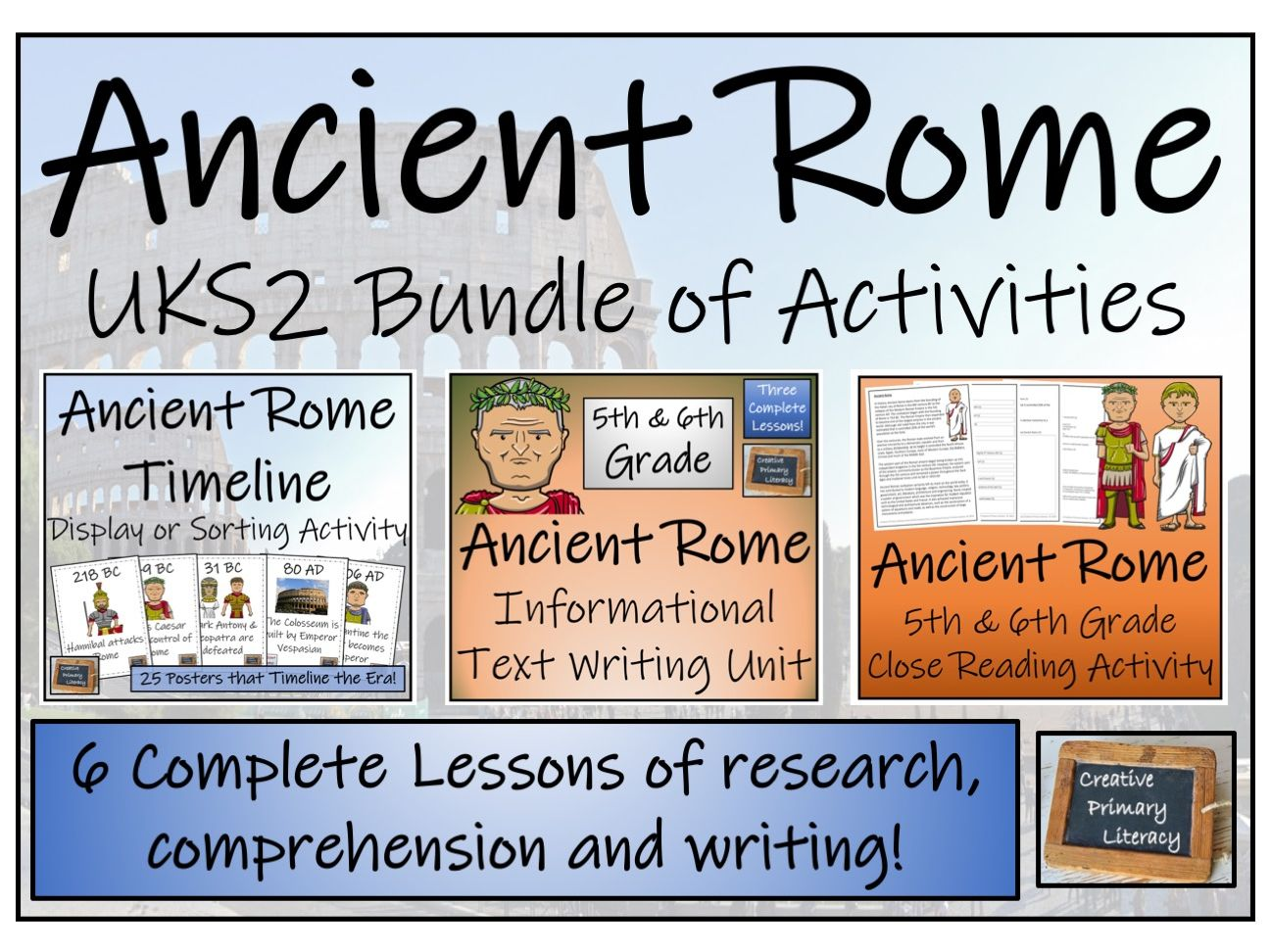 Primary Rome Resources