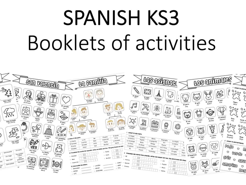 Primary Spanish Resources Weather