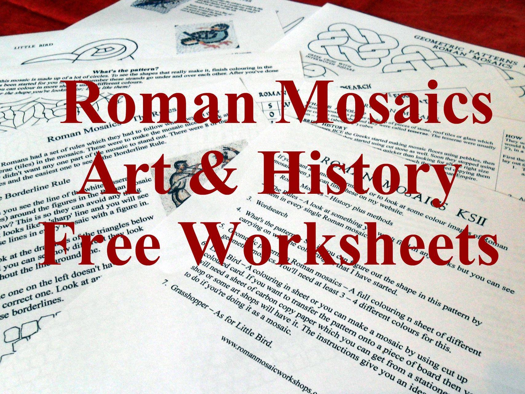 Roman Mosaics 7