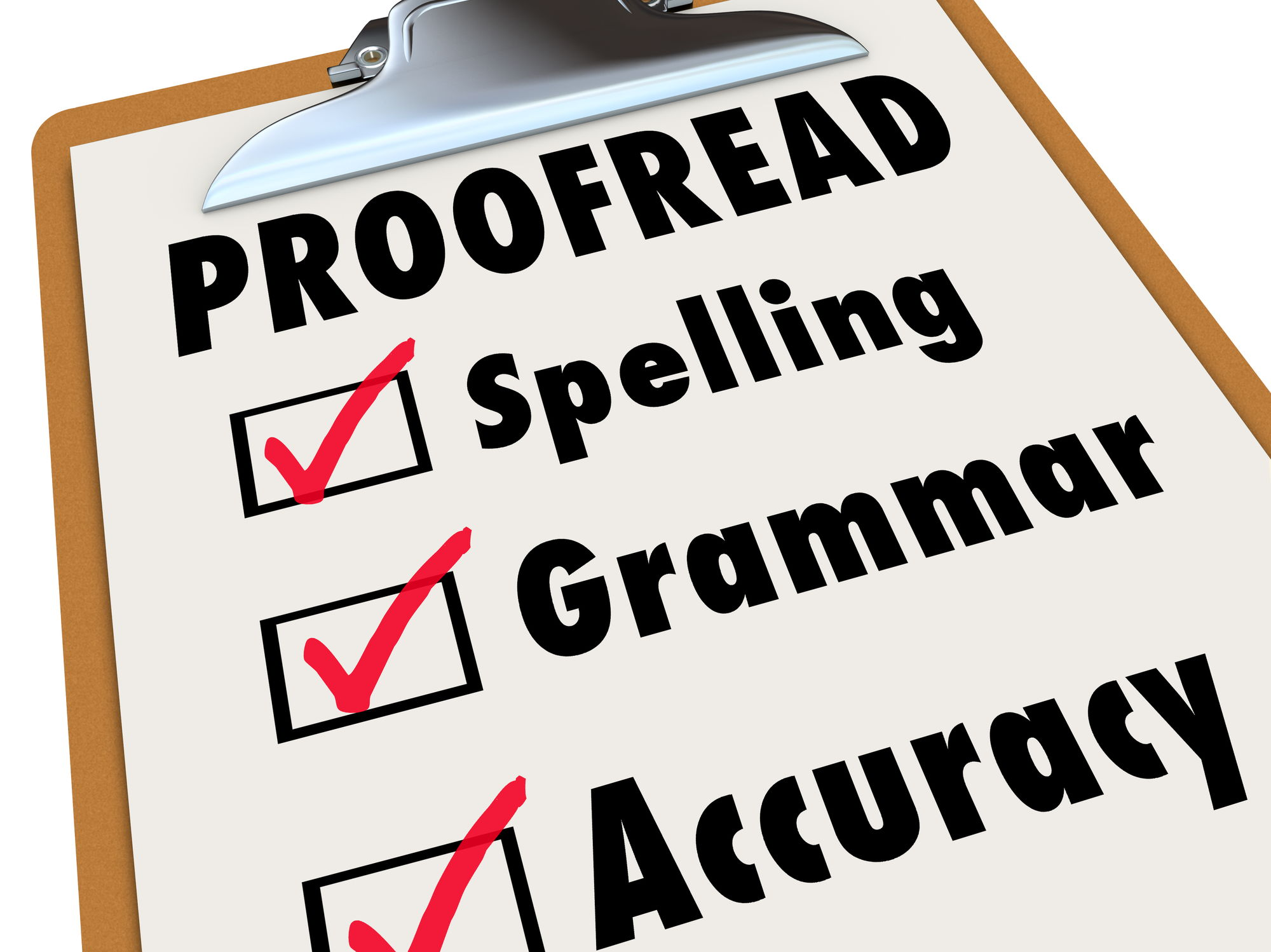 Proofreading Skills Ks3 Or Ks4