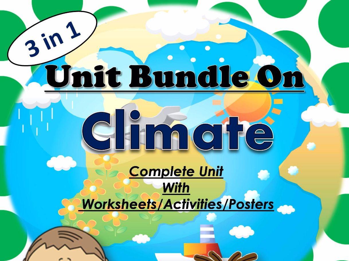 Bundle On Climate Unit