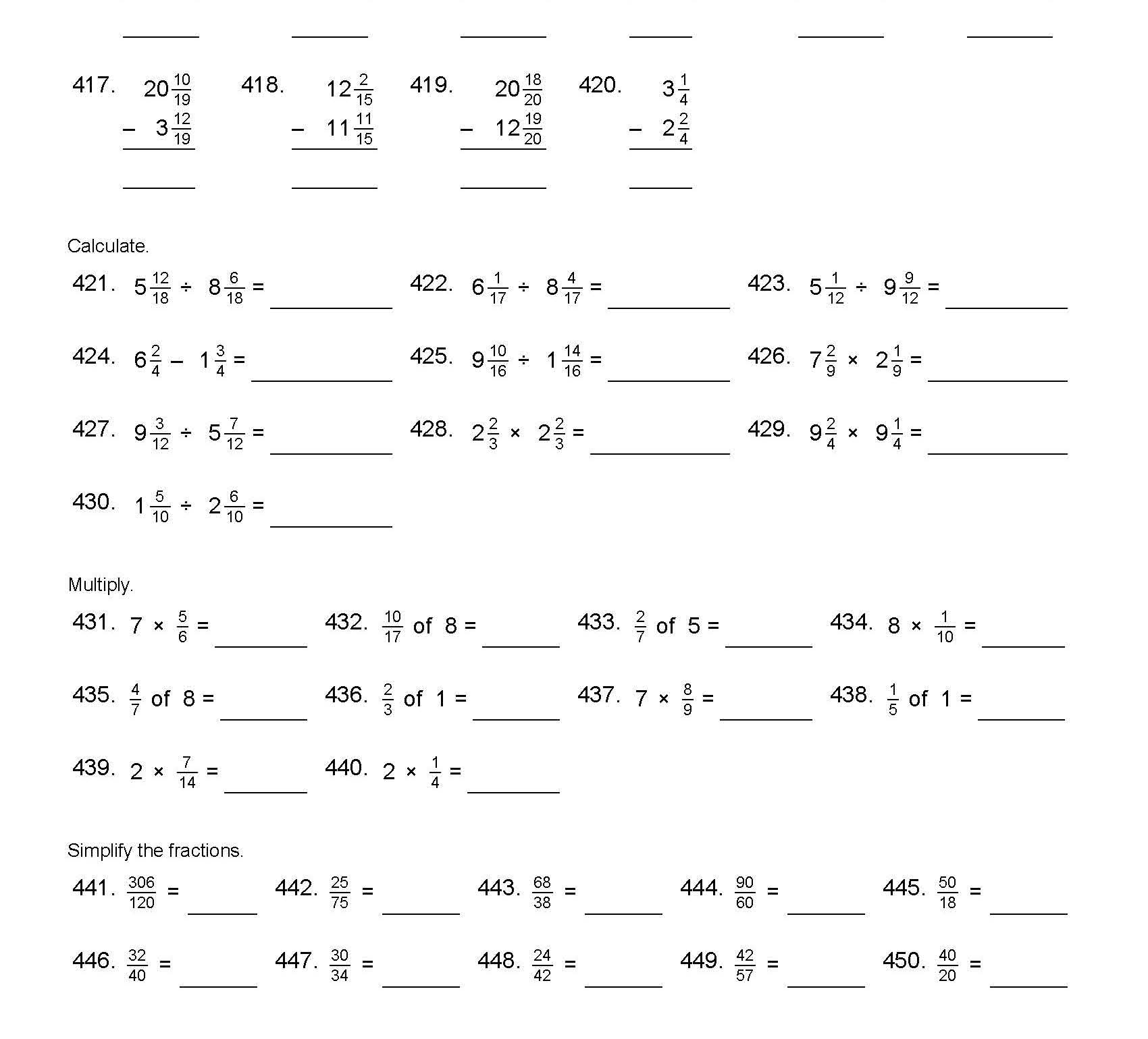 Addition And Subtraction Worksheets Ks1 Ks2 Maths