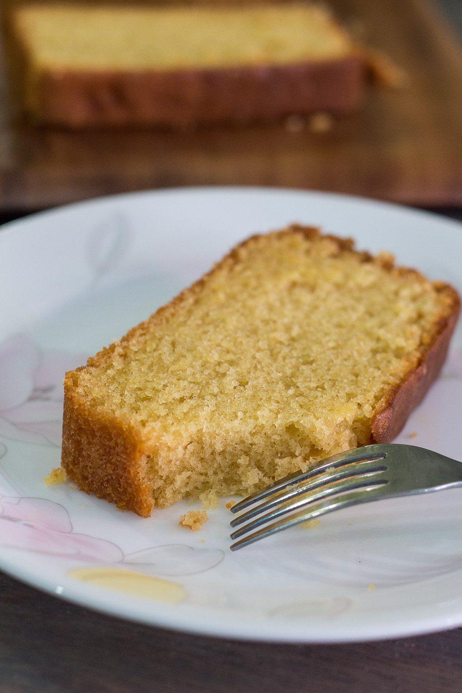 Delicious Butter Cake Recipe