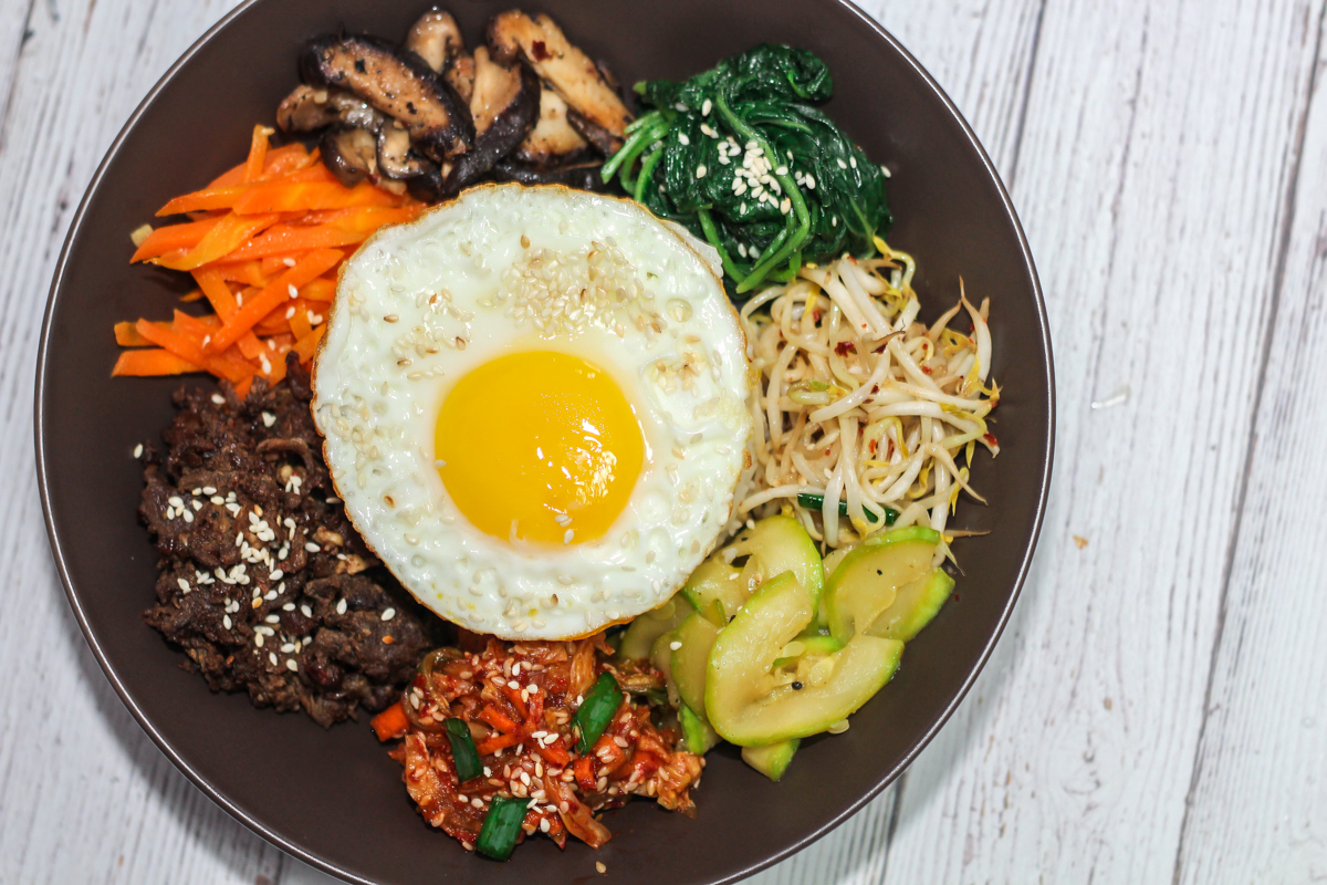 Korean Beef Bibimbap Recipe Maya Kitchenette