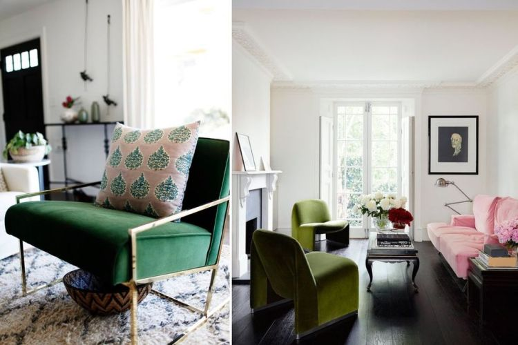 Dark Green The Interior Trend You Need Right Now How To Style It Homewings Magazine