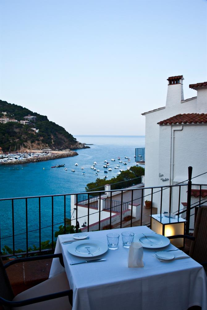 Dine Fine In Costa Bravas Michelin Starred Restaurants