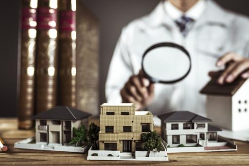 宅建業法による建物調査は、「建築士」と「既存住宅状況調査技術者」の資格が必要の画像