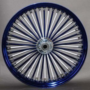 Motorcycle Rims: Fat Spoke Motorcycle Rims