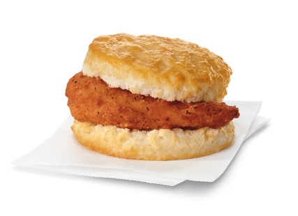 Image result for spicy chicken biscuit chick fil a
