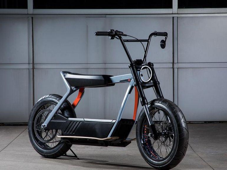 Des Vélos électriques Harley Davidson Oui ça Existe Cnet
