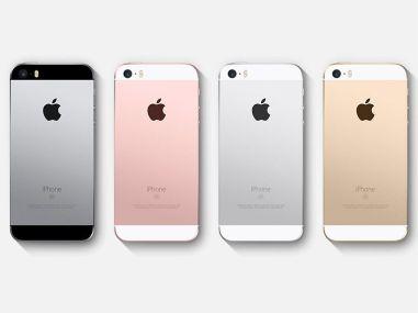 L'ancien iPhone SE basé sur le 5S est la porte d'entrée au meilleur prix dans l'univers Apple
