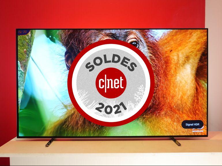 soldes 2021 cote tv oled qled