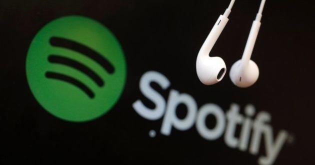 Une base de données ouverte contenait des identifiants Spotify